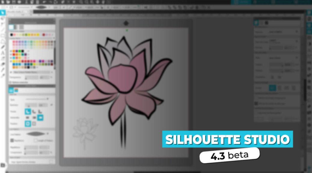 Silhouette Studio 4.3